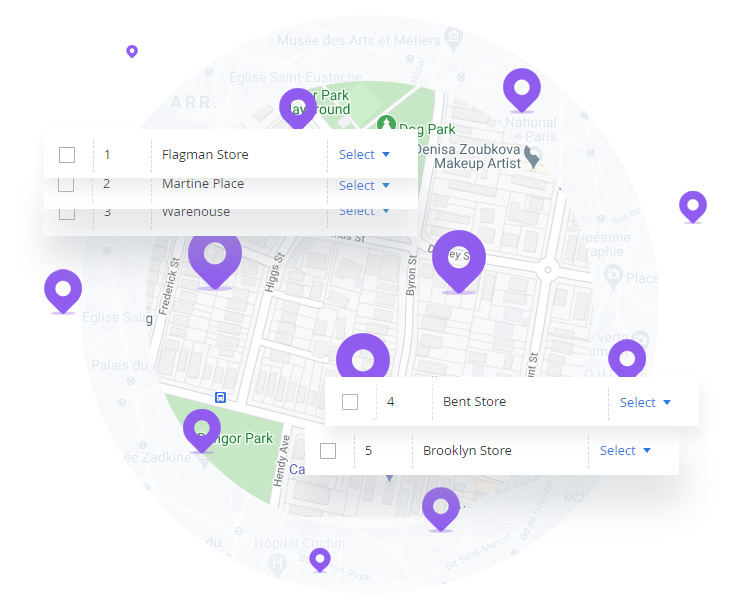 Add Google Maps to Magento 2 with unlimited locations